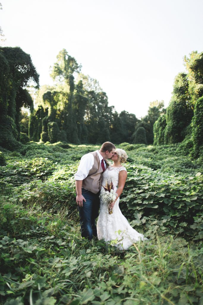 Courtney And Robbies Rustic Country Themed Wedding Brides
