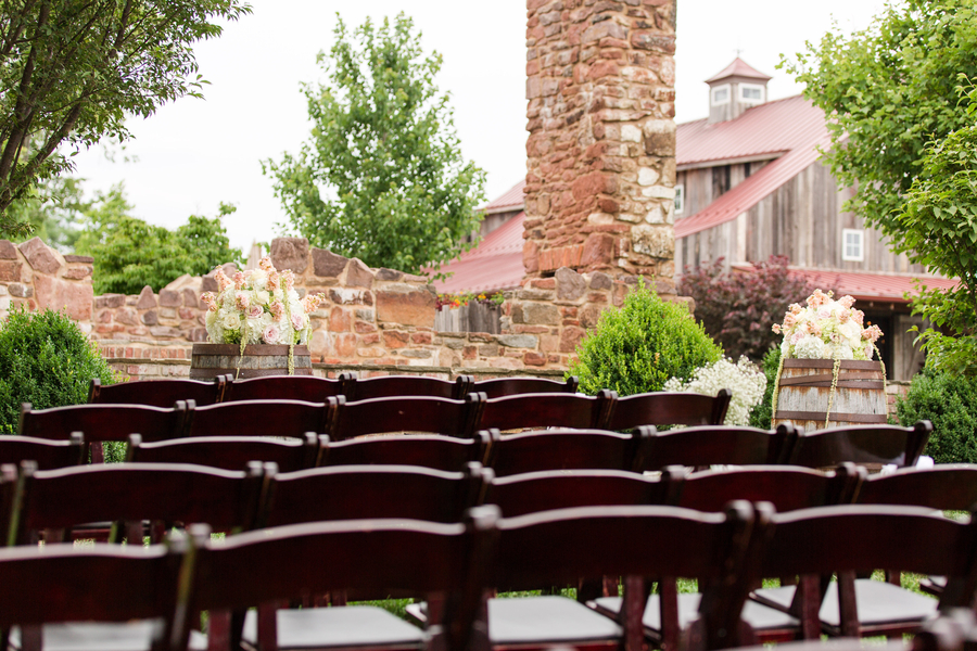 Northern Virginia Vineyard Wedding Brides Weddings Magazine
