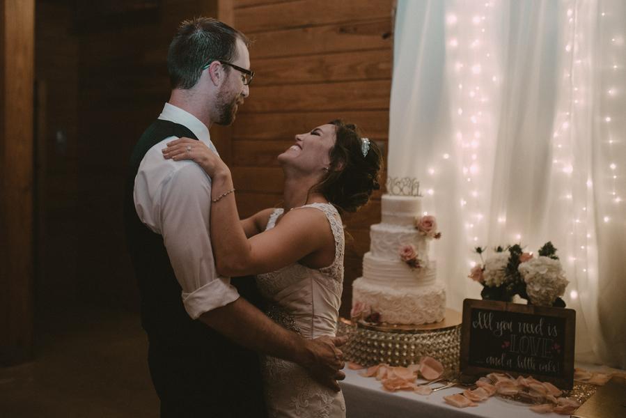 Suzanne and Zach's Rustic Ranch Wedding - Brides & Weddings