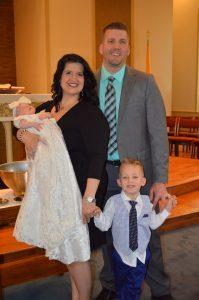 baby wedding dress christening gown