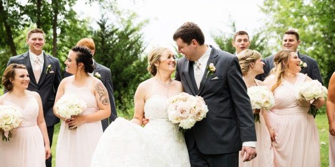 ffe67252ee5 Amanda and Pete s Romantic Hotel Wedding - Brides   Weddings Magazine