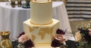 wedding cake, Simply Desserts