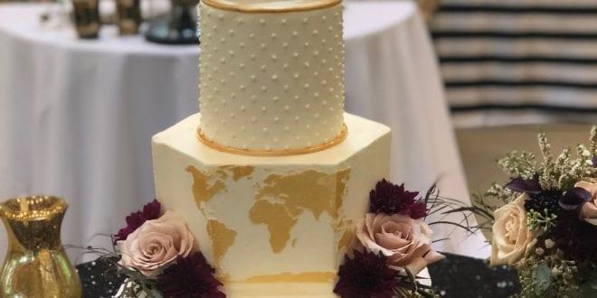 wedding cake, Simply Desserts